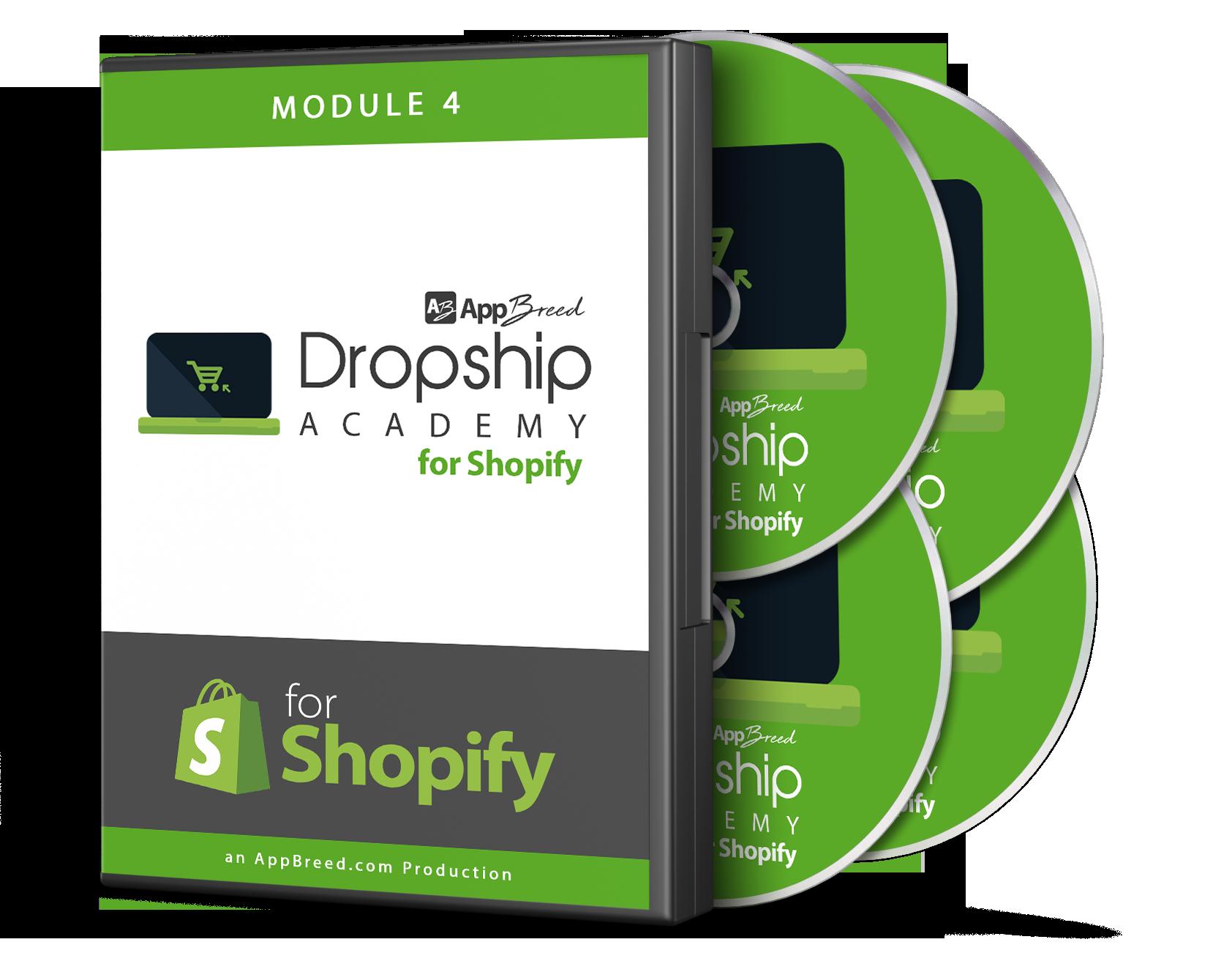 Special Offer – Dropship Academy for Shopify – JVZ — Ali